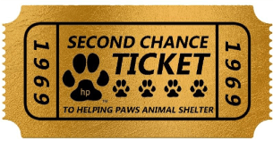 Second Chance Ticket
